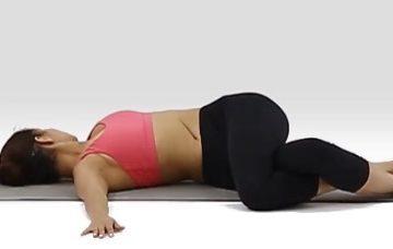 Session de Yoga pour soulager la région lombaire