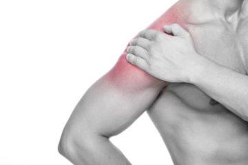 Douleurs d'épaule et ostéopathie